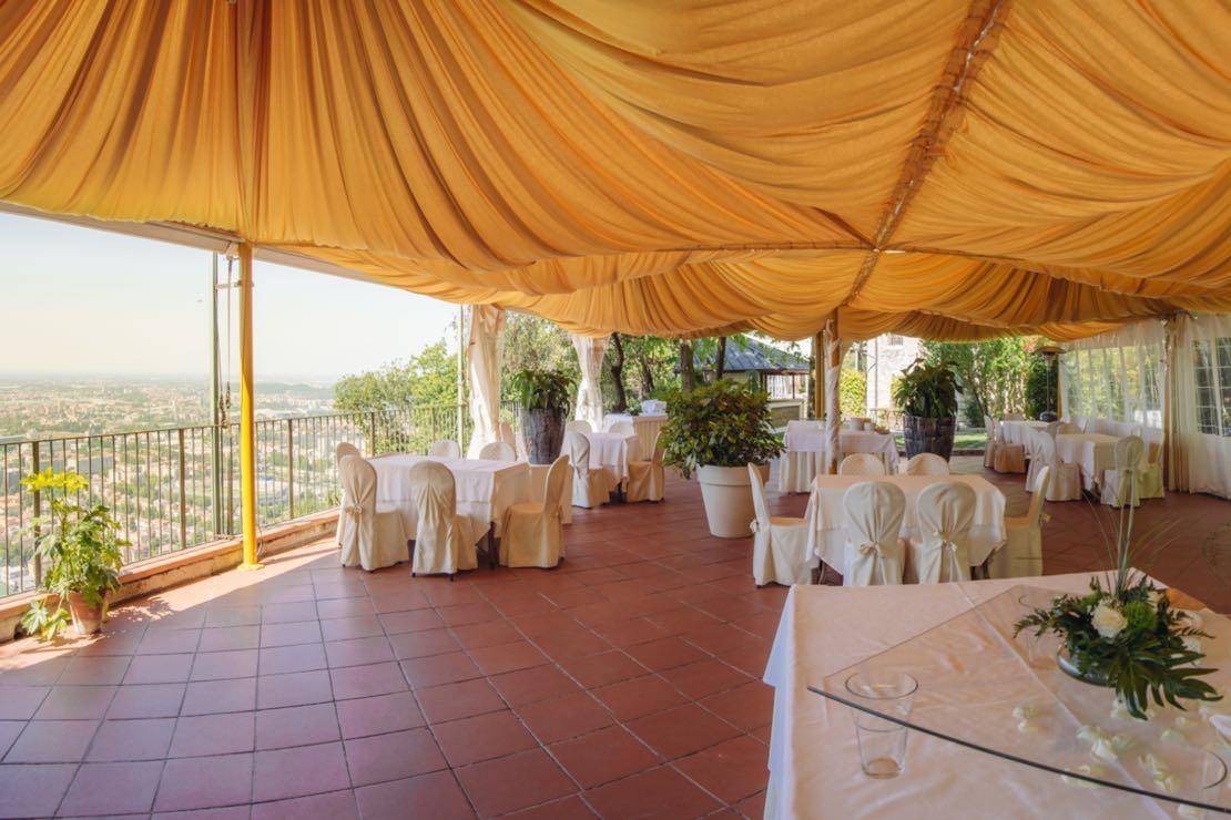 Cena d'estate - Ristorante Castello Malvezzi