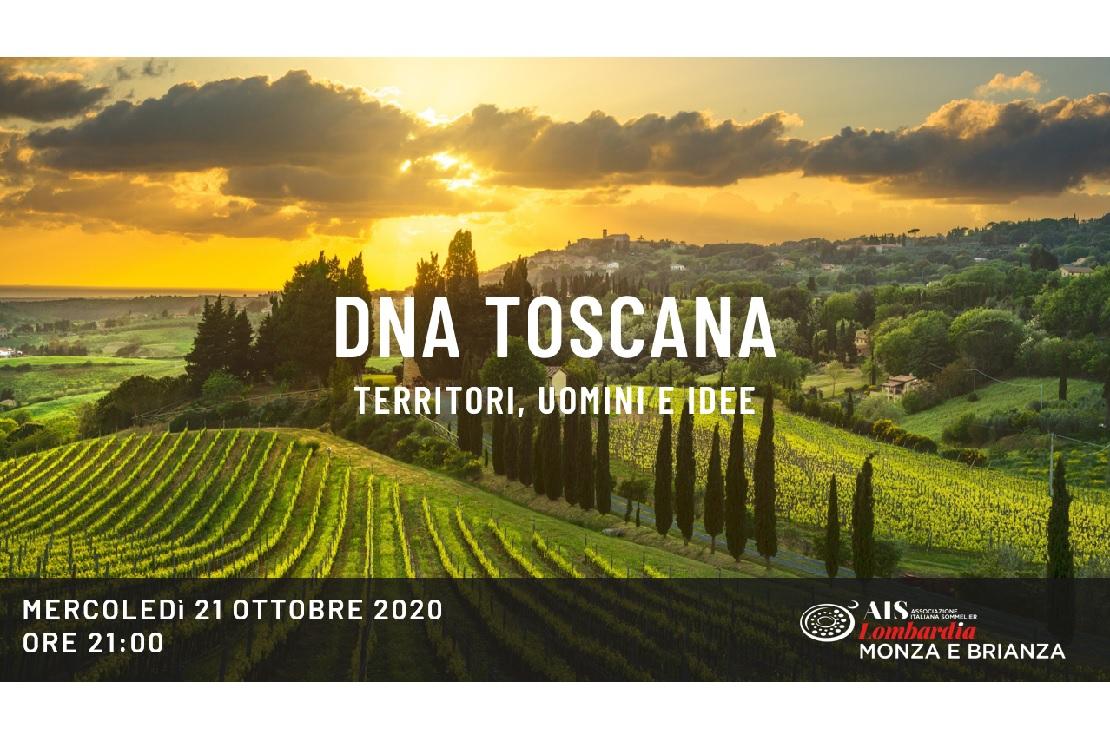 DNA Toscana - Territori, uomini, idee