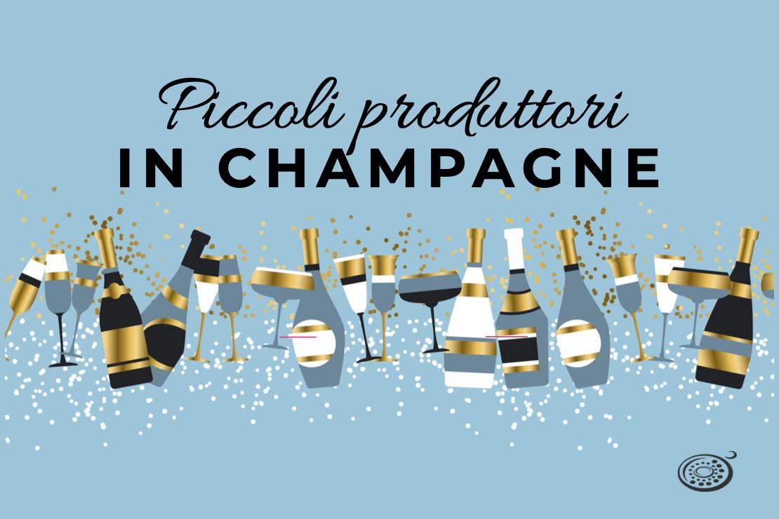 Piccoli produttori in Champagne