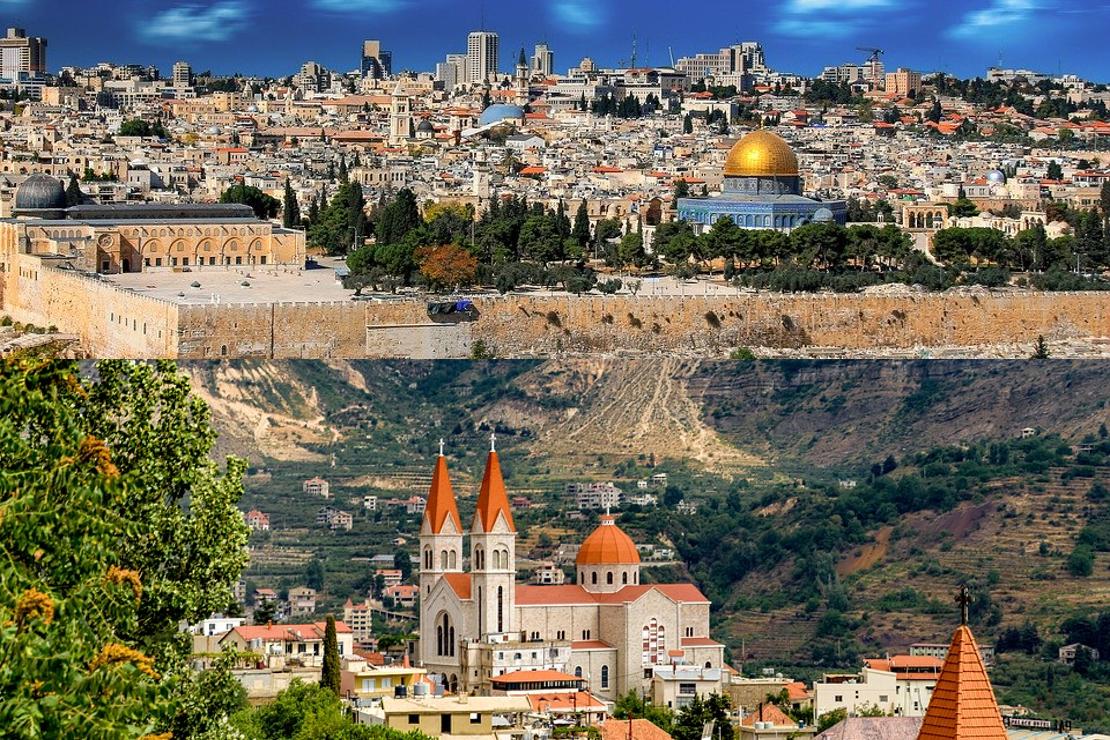Libano e Israele, degustazione senza tempo tra storia e innovazione