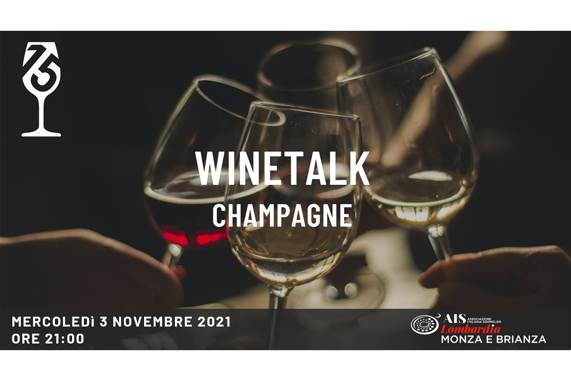 WineTalk  - Champagne