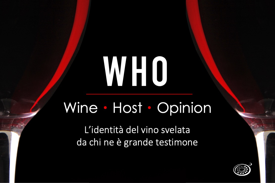 "WHO - Wine Host Opinion. Salvo Foti - ""Etna: I vini del vulcano"""