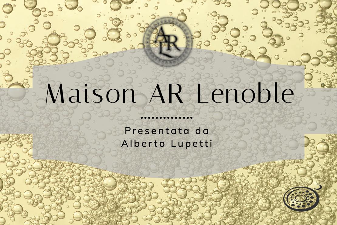 Maison AR Lenoble