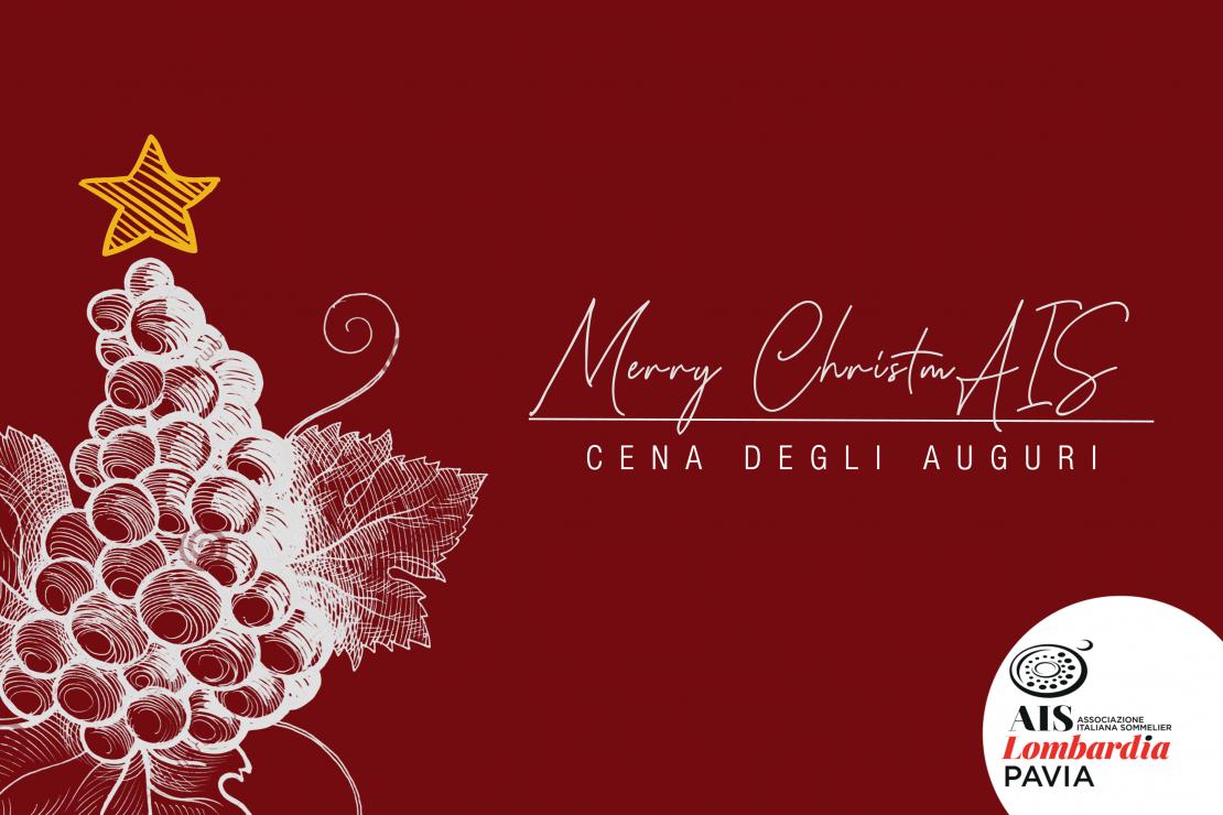 Merry ChristmAIS - Cena degli auguri