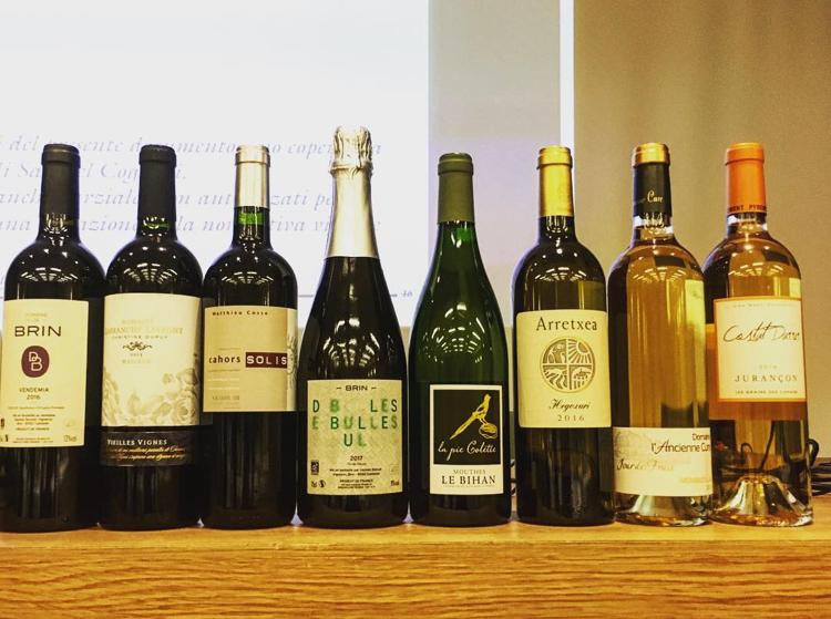 I vini del Sud-Ovest della Francia in degustazione