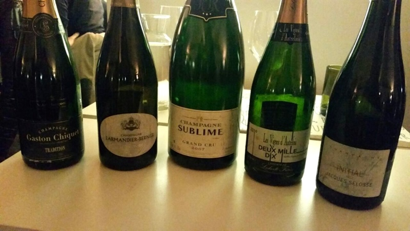 Ais Bergamo - Champagne