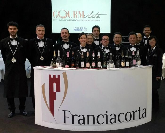 Ais Bergamo GourmArte Franciacorta