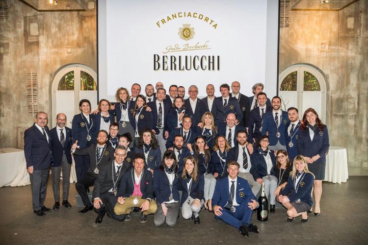 I nuovi Sommelier di AIS Bergamo - 3 aprile 2018