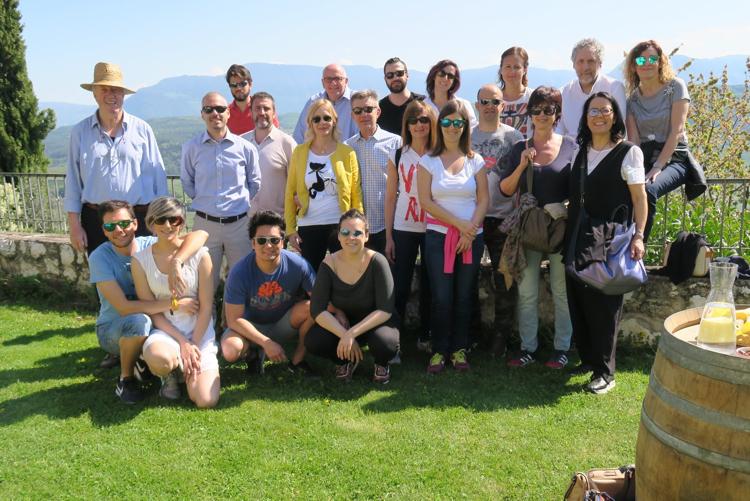 AIS Lecco in visita in Alto Adige