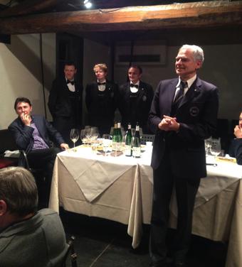 Ais Lodi Serata Riesling con Vittorio Barbieri di Slow Food