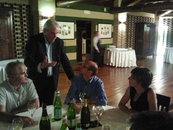 Serata Ais Lodi pro terremotati provincia di Mantova