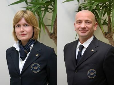 Michela Nardin e Sergio Bassoli
