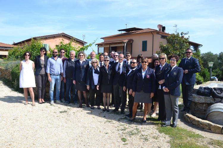 Delegazione Ais Sondrio all'Isola d'Elba
