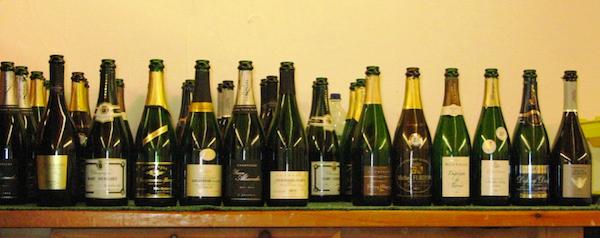 Ais Sondrio | SeminarioChampagne | Bottiglie