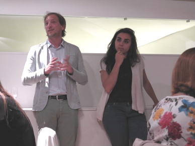 Ronnie Penati e Arianna Occhipinti