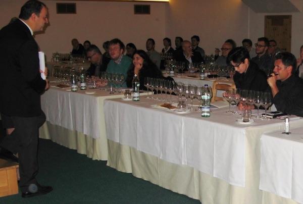 ArmandoCastagno | Seminario Champagne | Ais Sondrio