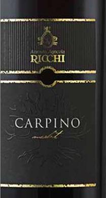Azienda Ricchi - Carpino Merlot