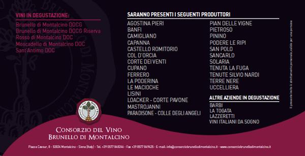 Benvenuto Brunello Bergamo