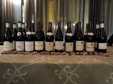 Ais Lecco Borgogna - FInages - Bottiglie
