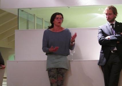 Caterina Carli e Ronnie Penati