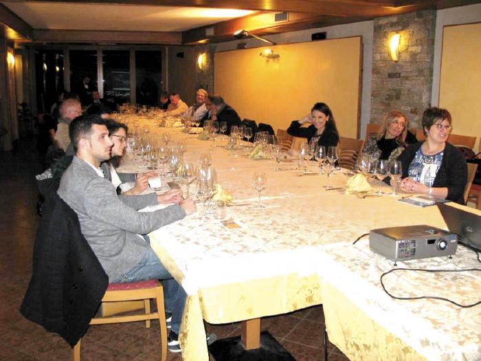 Ais Sondrio - A Cena con il Produttore
