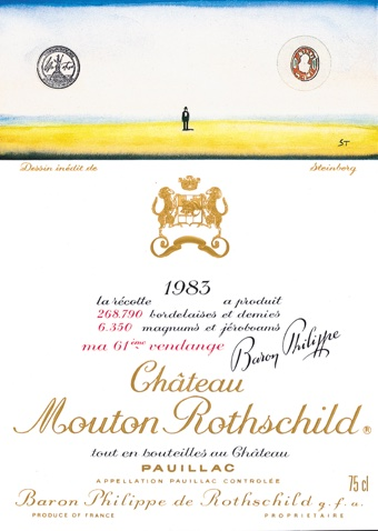 Chateau Mouton Rothschild 1983