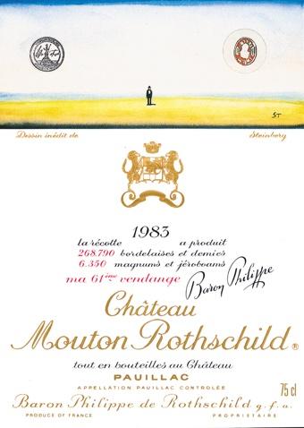 Chateau Mouton Rothschild 1983