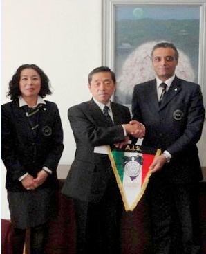Console del Giappone a Milano