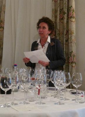 Degustatori Ais Lombardia e Barbara Tamburini