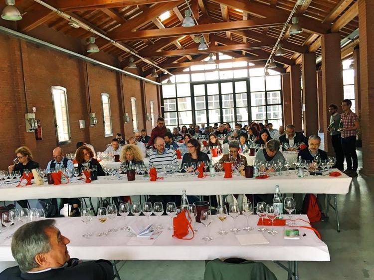Degustatori AiS Lombardia - Vini Veri 2018 - Cerea