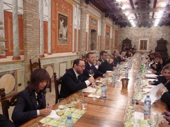 Degustatori Ufficiali Ais Lombardia al lavoro