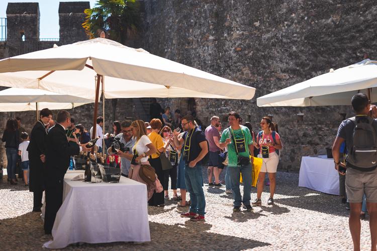 Rocca Scaligera - Banco di Assaggio