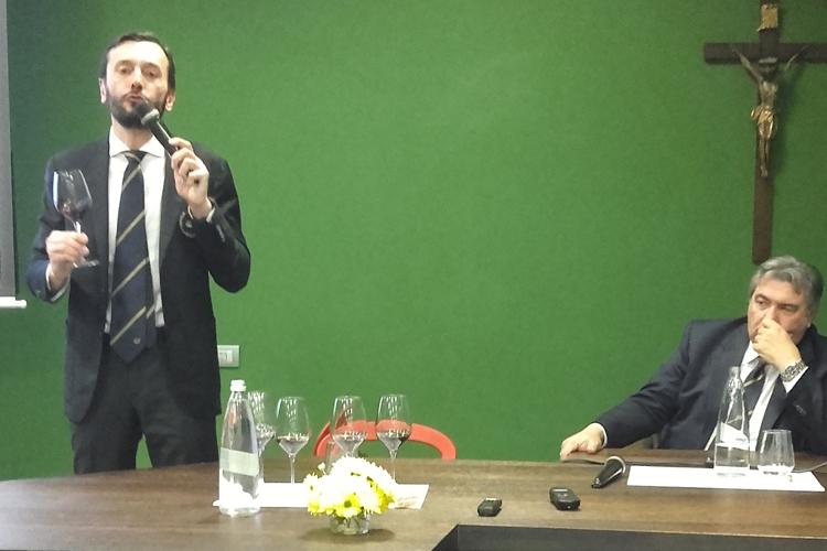 Diego Sburlino e Giorgio Rinaldi