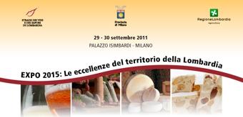 Expo 2015 Eccellenze della Lombardia