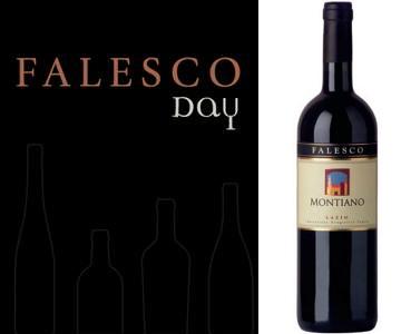 Falesco Day - Milano - Banco di degustazione