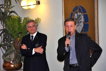 Ruben Larentis e Carlo Milano