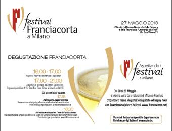 Festival Franciacorta Milano 2013