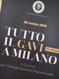 Gavi a Milano