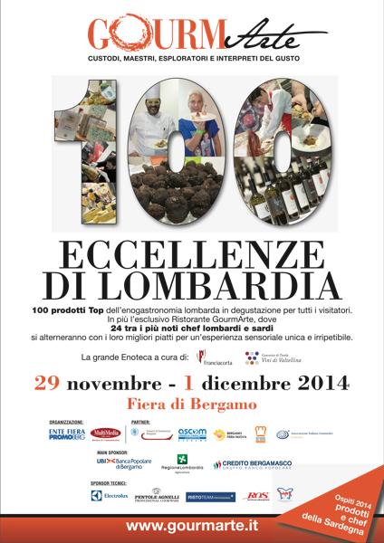 GourmArte2014AislombardiaLocandina