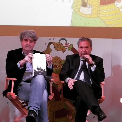 Olio Officina Food Festival - Luigi Caricato e Antonello Maietta