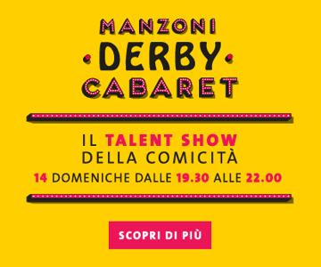 Manzoni Derby Cabaret
