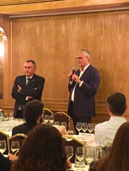 Mattia Vezzola e Luigi Bortolotti