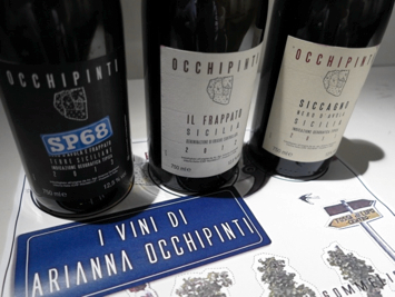 Arianna Occhipinti - Vini