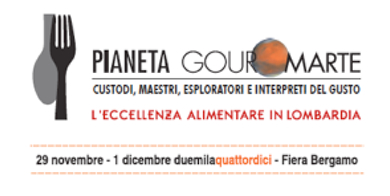 Pianeta GourMarte 2014