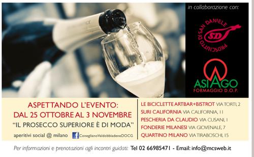 Prosecco Social Milano