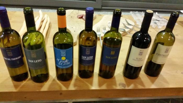 Daniele Ricci - i vini