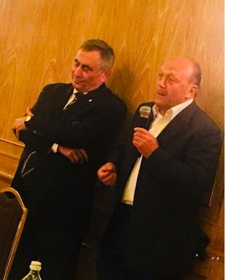 Romano Dal Forno e Luigi Bortolotti