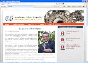 Home Page Ais Milano