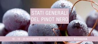 Stati Generali del Pinot Nero