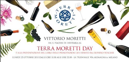Terra Moretti Day